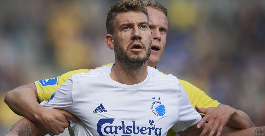Avis: Nicklas Bendtner er færdig i FC København