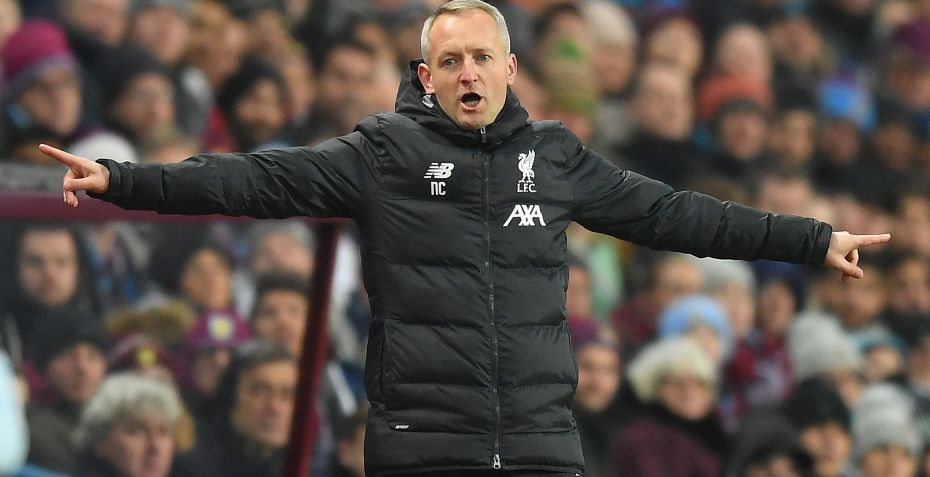 Trods total nedslagtning: Liverpool-træner roser ungt Liverpool-mandskab