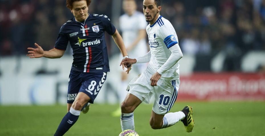 FC København: Langskudsmål sikrer AGF Atlantic Cup