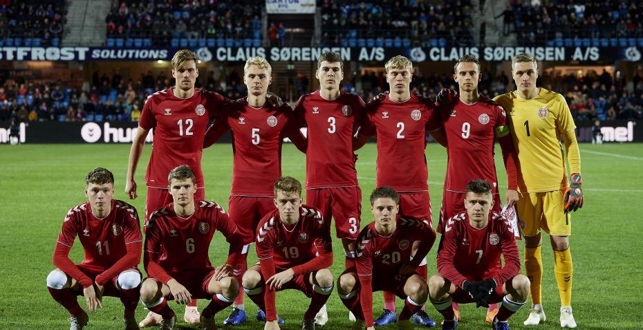 U21-landsholdet mister testkamp og tager på træningslejr i...