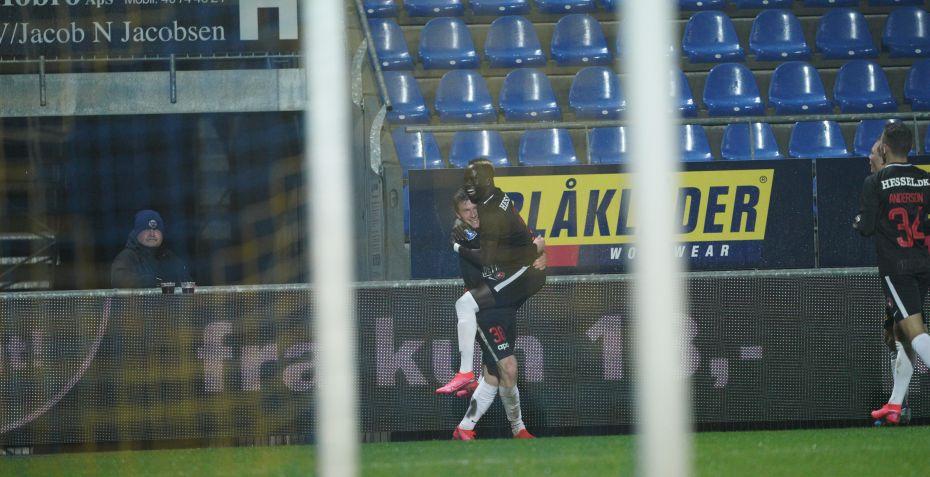 Højdepunkter: FC Midtjylland viste kynisme mod uheldige Hobro