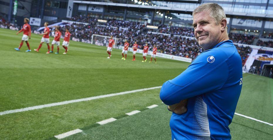Silkeborg-træner inden FCK: Vi går efter tre point