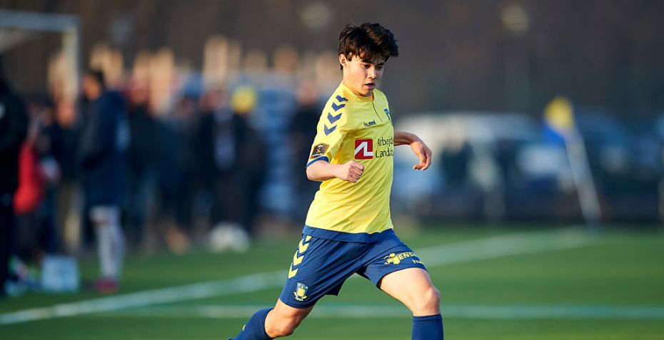 Tidligere Brøndby-stortalent Frederik Nørrestrand har fundet ny klub
