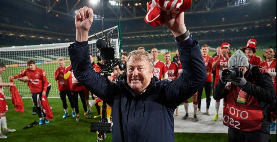 Åge Hareide er årets træner i Danmark