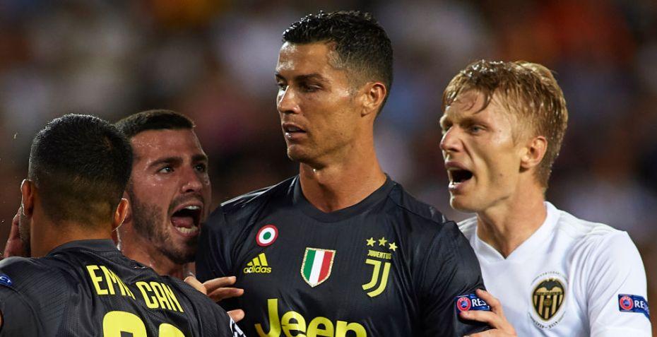 Ronaldos undskyldning: En gratis iMac til alle holdkammerater