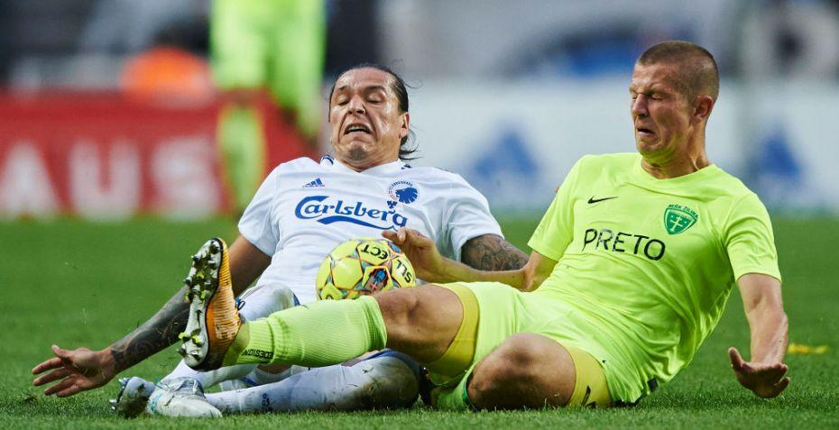 Vavro og Mraz` tidligere klub er gået konkurs