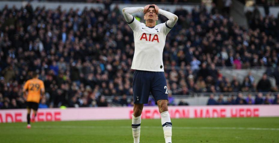 Tottenham skylder milliarder og mærker presset