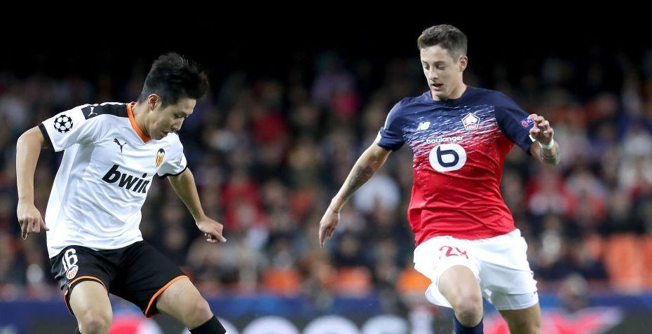 Liverpool i hård konkurrence om fransk talent...