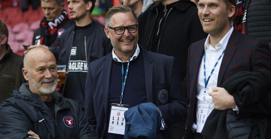 FC Midtjyllands: Vi ser muligheder - også i krisetider...