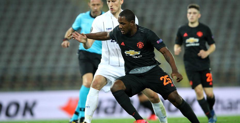 Angriber forlader Manchester United i næste uge...
