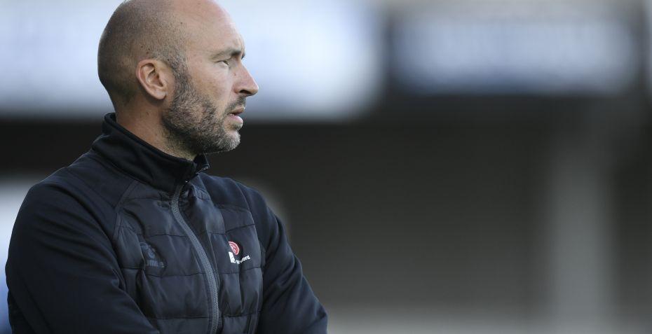 AaB-træner Jacob Friis: Kan være ambitiøs og sige, vi ikke...