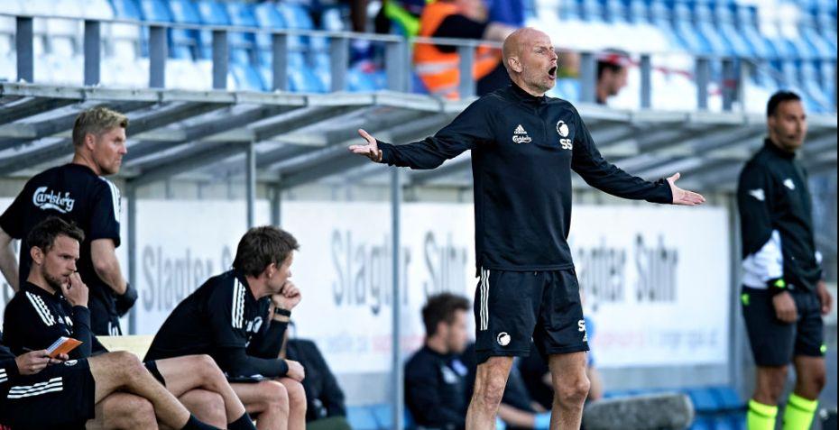 FCK-træner Ståle Solbakken: Vi skal også tage AGF meget seriøst...