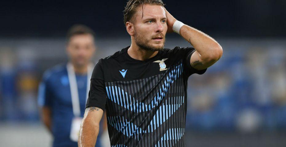 Italiensk målmaskine: Lazio-angriber vinder sæsonens Golden Shoe