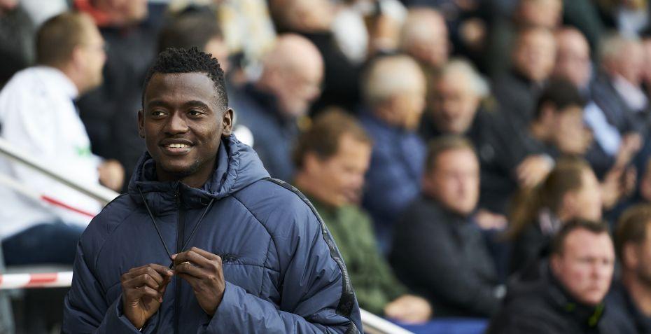 AGF og Anderlecht enige om Mustapha Bundu...