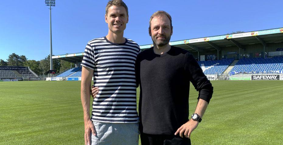 `TK` bliver assistenttræner for Lyngbys U19-hold