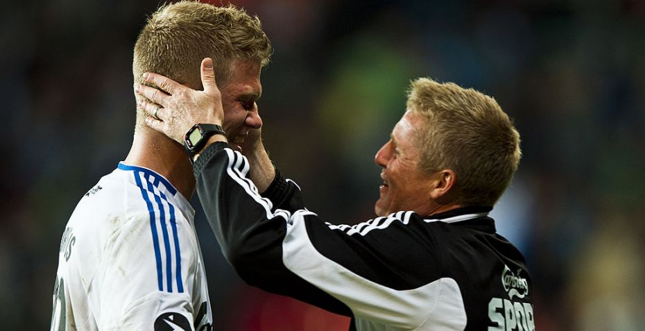 Ståle Solbakken: Fysisk træner stopper i FCK