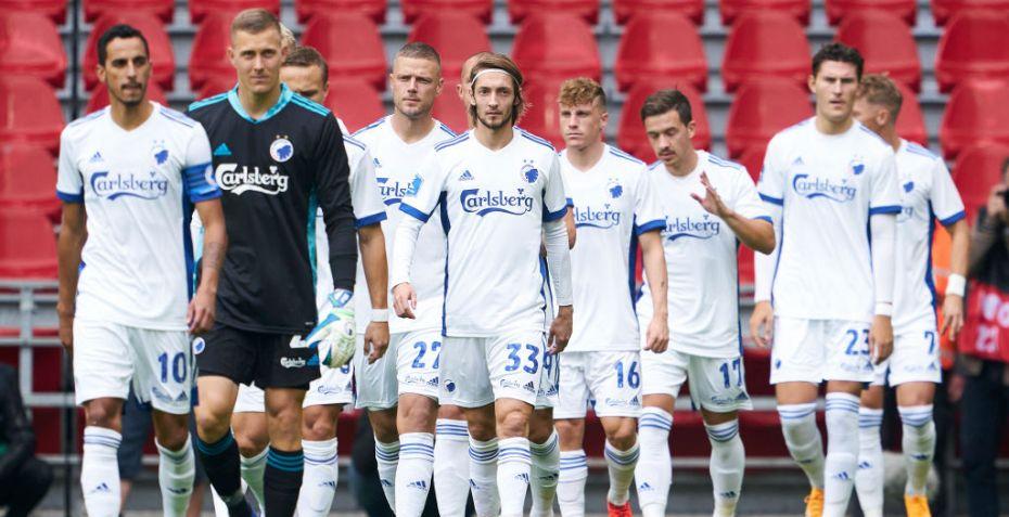 FC København meget tæt på finsk målmand
