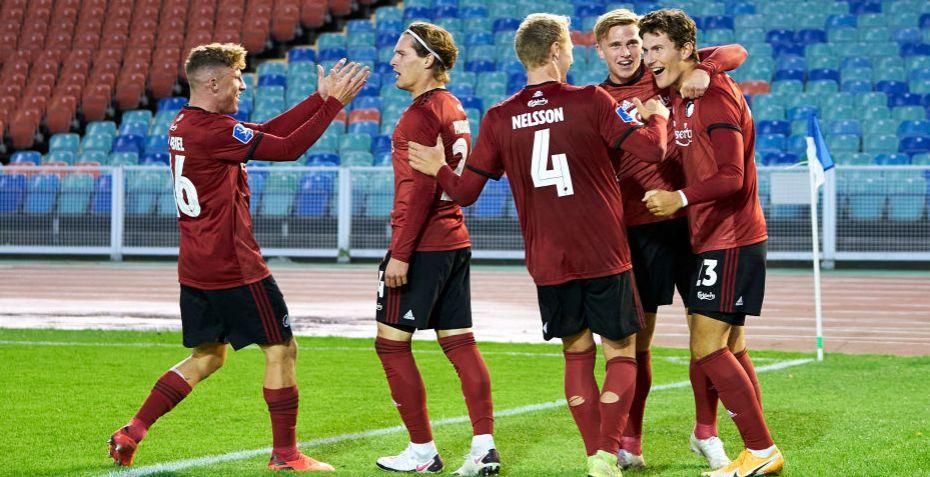 Dplay Sport Underholdning: Se FC Københavns jagt i Europa League...