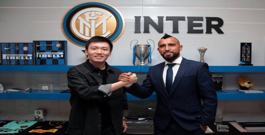 Officielt: Inter henter Arturo Vidal i Barcelona