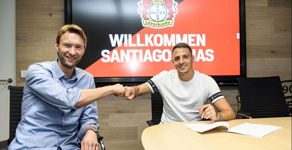 Bayer Leverkusen lejer forvarsspiller i Atletico Madrid