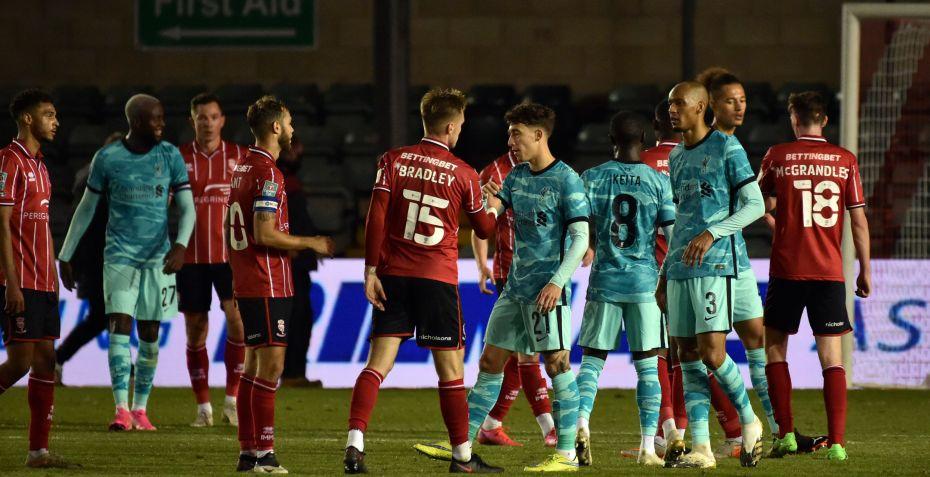 Liverpool videre efter målfest i Carabao Cup