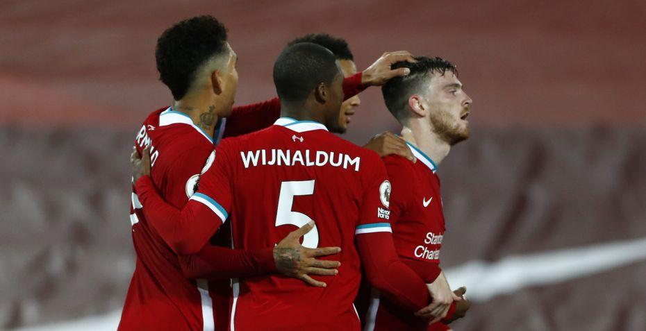 Liverpool-back indtog hovedrolle mod Arsenal