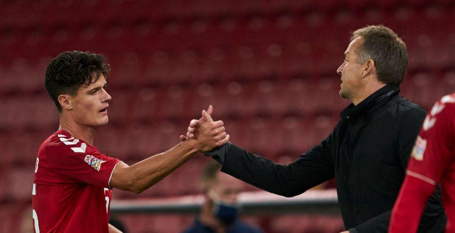 Jonas Wind FC København: Her er Kasper Hjulmands landshold