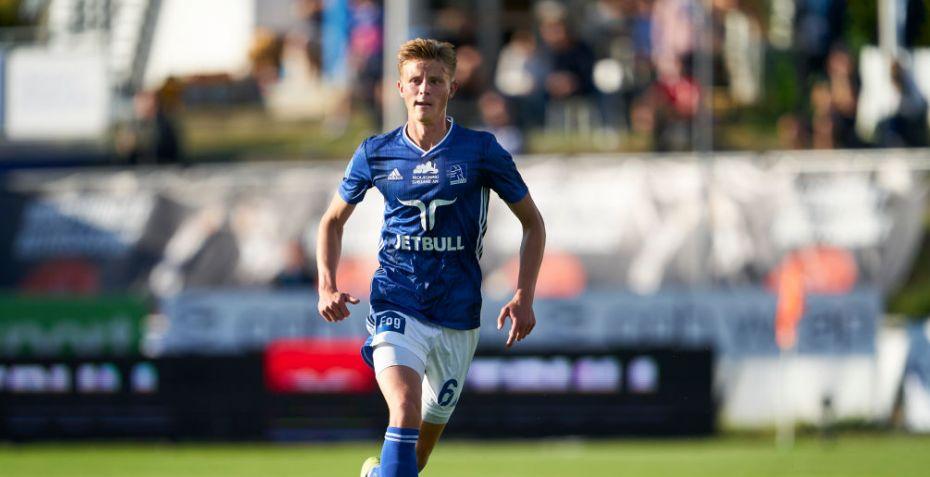 Avis: Frederik Winther tæt på Bundesliga-klub