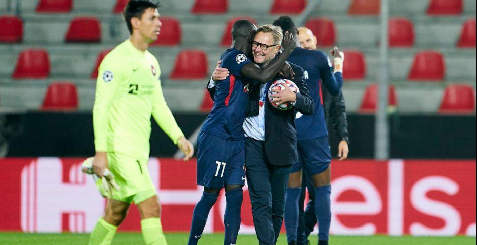 FCM fortjener Champions League efter drama og...