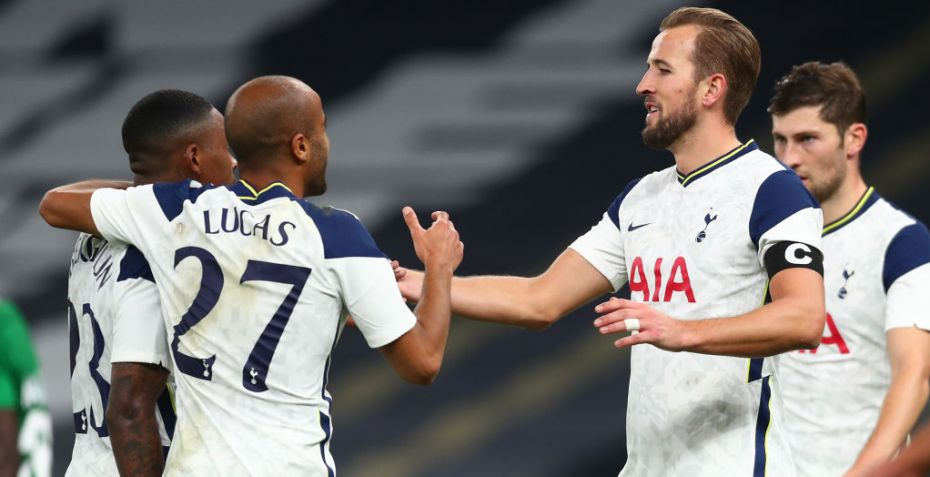 Tottenham napper Europa League-billet efter målfest