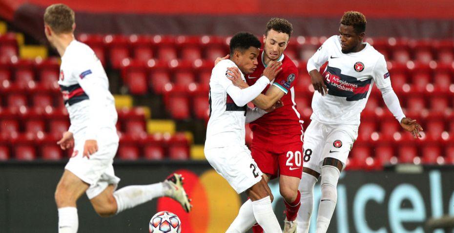 FC Midtjylland: Spiller med ekstrem fysik