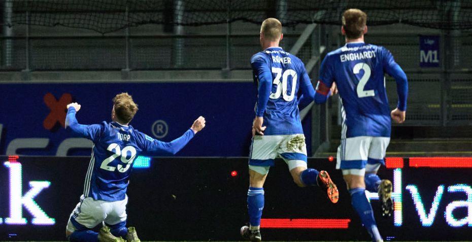 Forrygende frispark kåret til Rundens Mål i Superligaen