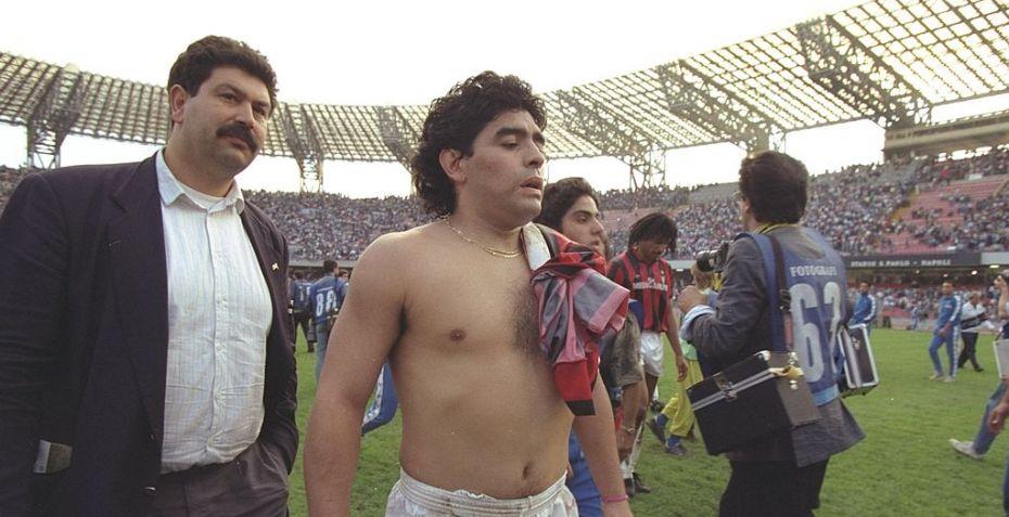 Diego Armando Maradona: Argentinas lille gigant blev sin egen undergang...