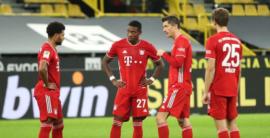 Bayern München opgiver at beholde stjernespiller
