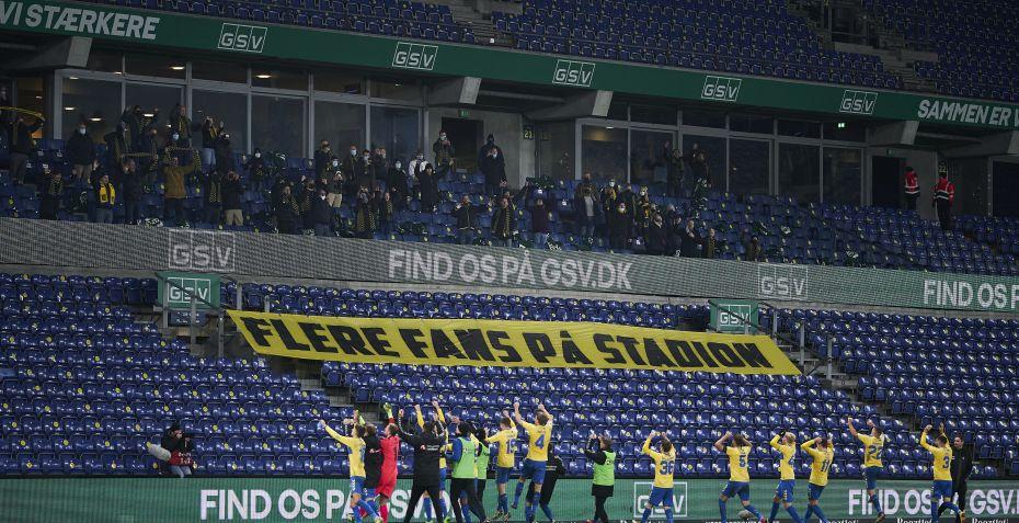 Ingen tilskuere i Superligaen: Coronarestriktioner forlænges