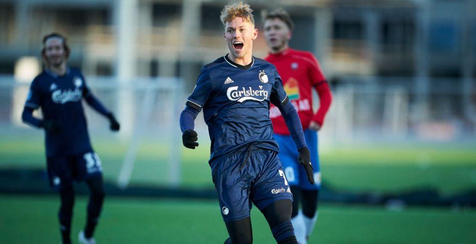 Randers slog AaB, og FCK slog 1. divisionshold