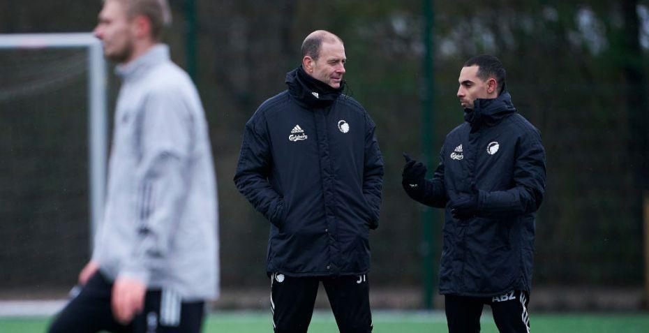 FC København-træner bekræfter: Han er på vej væk