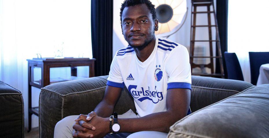 Officielt: FC København henter Mustapha Bundu