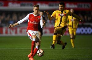Arsenal videre i FA Cuppen med pligtsejr