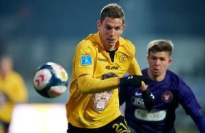 Jonas Borring: Jeg føler mig tryg i AC Horsens
