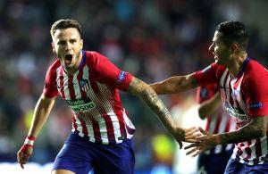 Atletico Madrid vinder Super Cuppen efter kongemål
