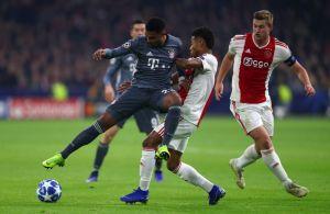 Ajax og Bayern deler i vanvittig gruppefinale