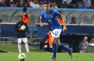 Officielt: Italiensk landsholdsspiller tager til Roma