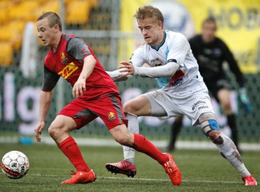 Stadig tysk interesse for FCN-profil