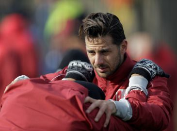 Pizarro: Angst for at vende hjem