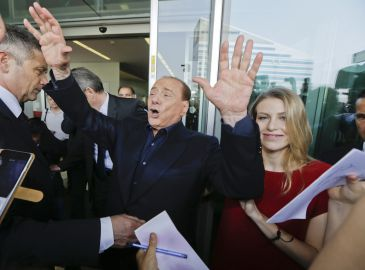 Berlusconi: Målet er Champions League
