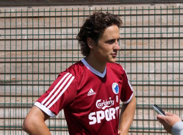 Medie: Premier League-klub lurer på Thomas Delaney