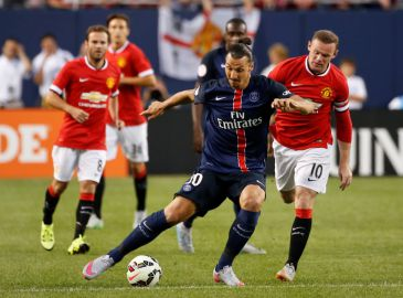 Zlatan ødelagde generalprøve for United