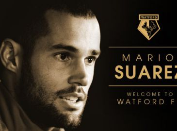 Officielt: Watford henter Suarez