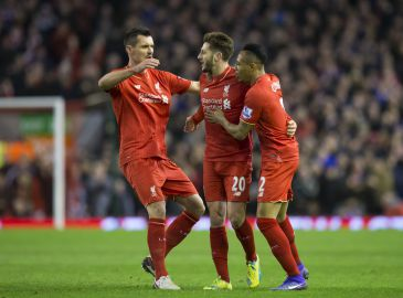 Liverpool besejrede tamme Manchester City